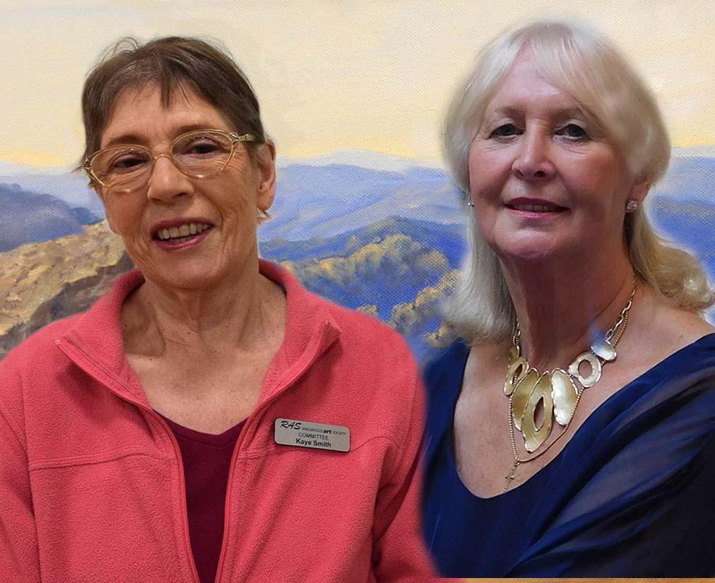 Kaye & Judy